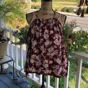 American Eagle 🦅 Cut-Out Bell Sleeve & Tank. NWOT